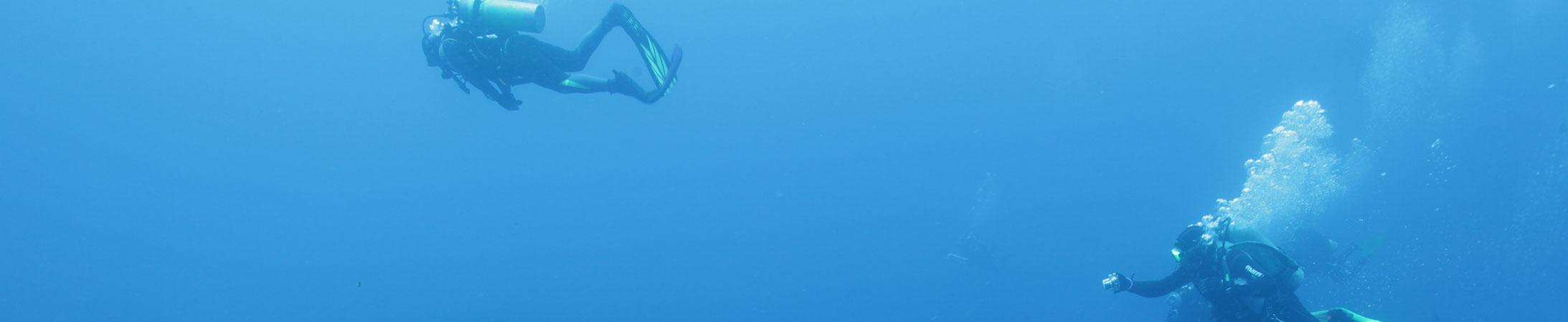 Cours de plongée magog